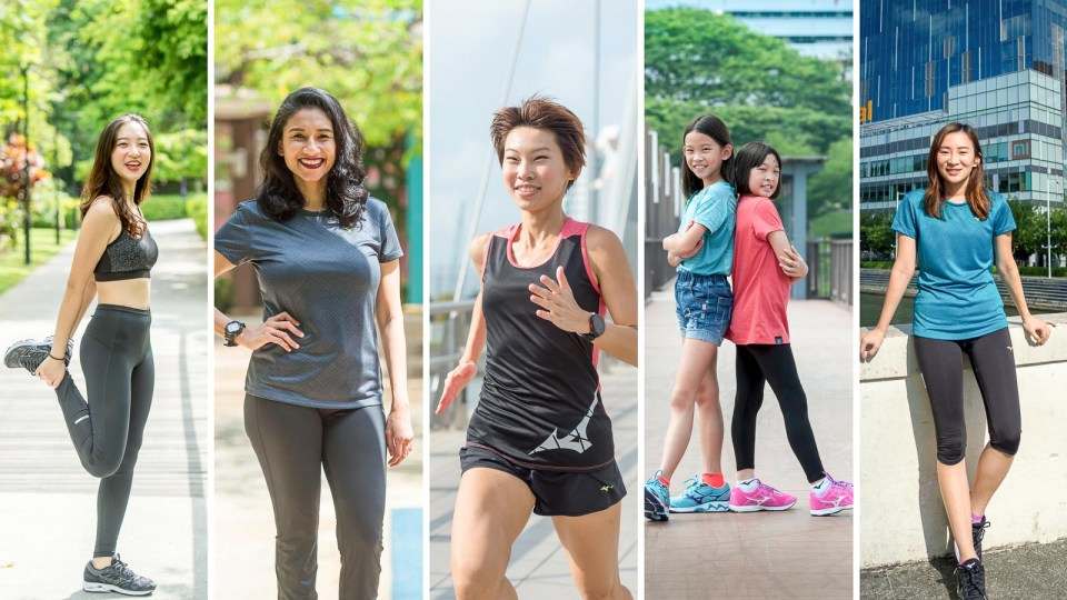 Meet the 6 Most Influential Women Runners at Mizuno Women's Run 2018