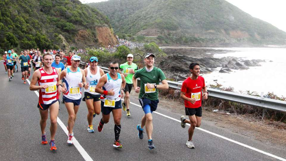 Great Ocean Road Running Festival 2018