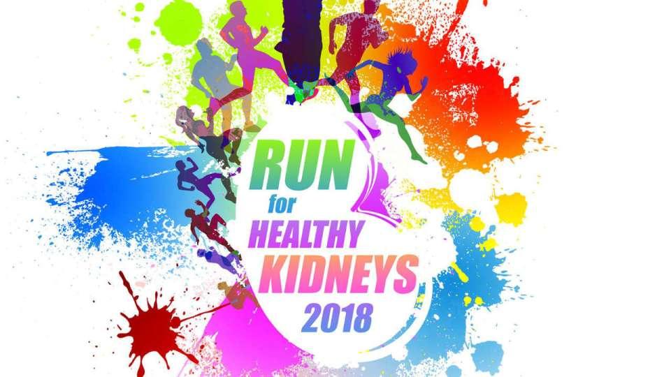Run for Healthy Kidneys 2018
