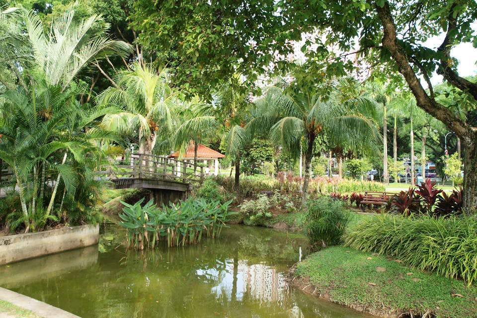 Singapore Running Parks In The Central