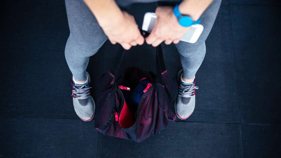 How To Pack The Perfect Gym Bag