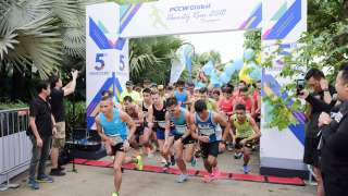 PCCW Global Charity Run Grants The Wishes Of Children With Critical Medical Conditions