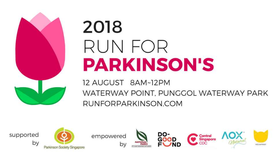 Run for Parkinson's 2018