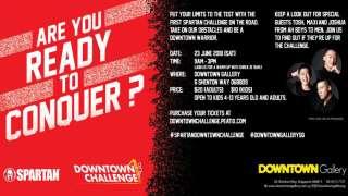 Spartan Downtown Challenge 2018