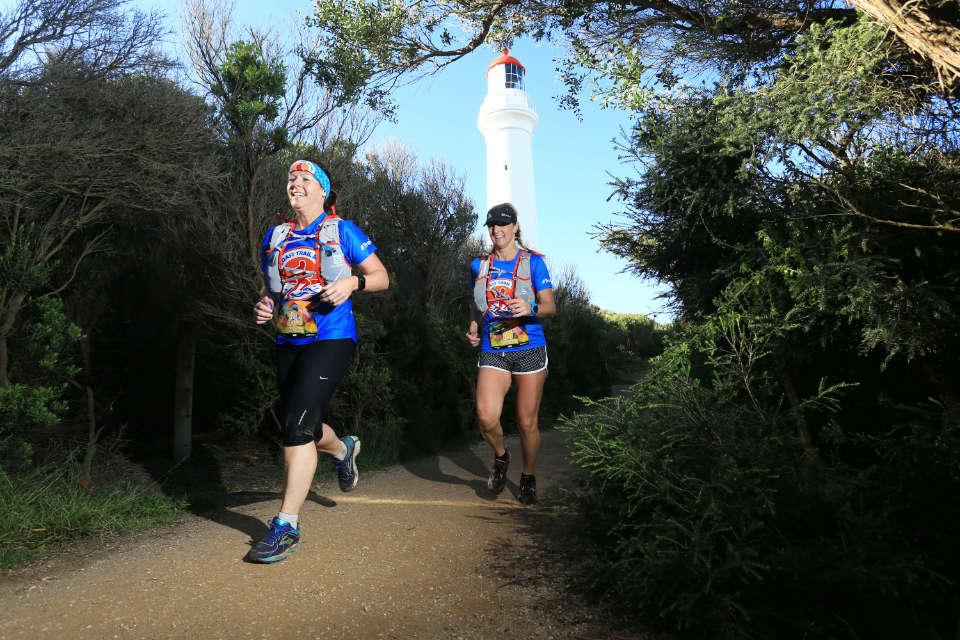 Surf Coast Trail Marathon Aims To Save The Rainforest Through Running