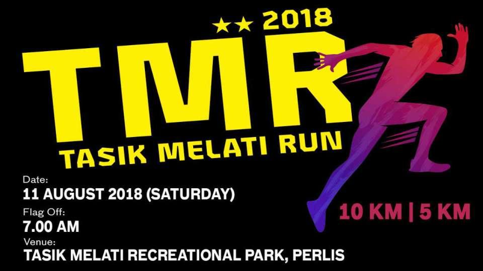Tasik Melati Run 2018