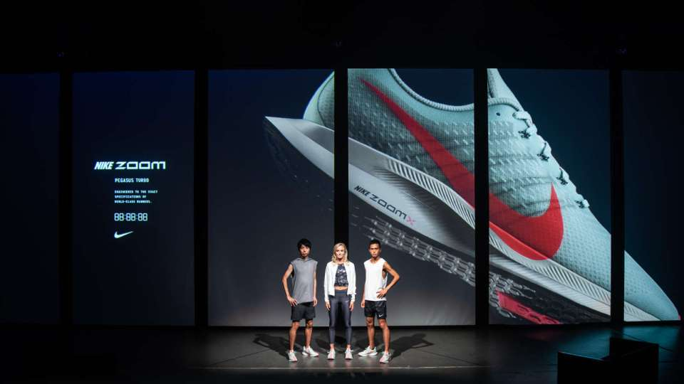 Nike Zoom Pegasus Turbo Debuts For Your Long Runs
