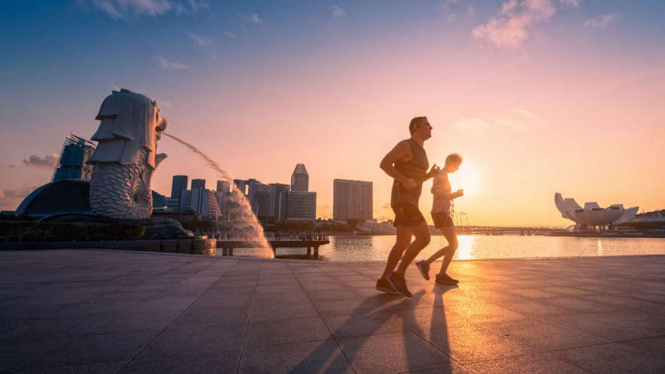 Want to Show Your National Pride? Take the First Ever Run for Singapore Challenge 2018