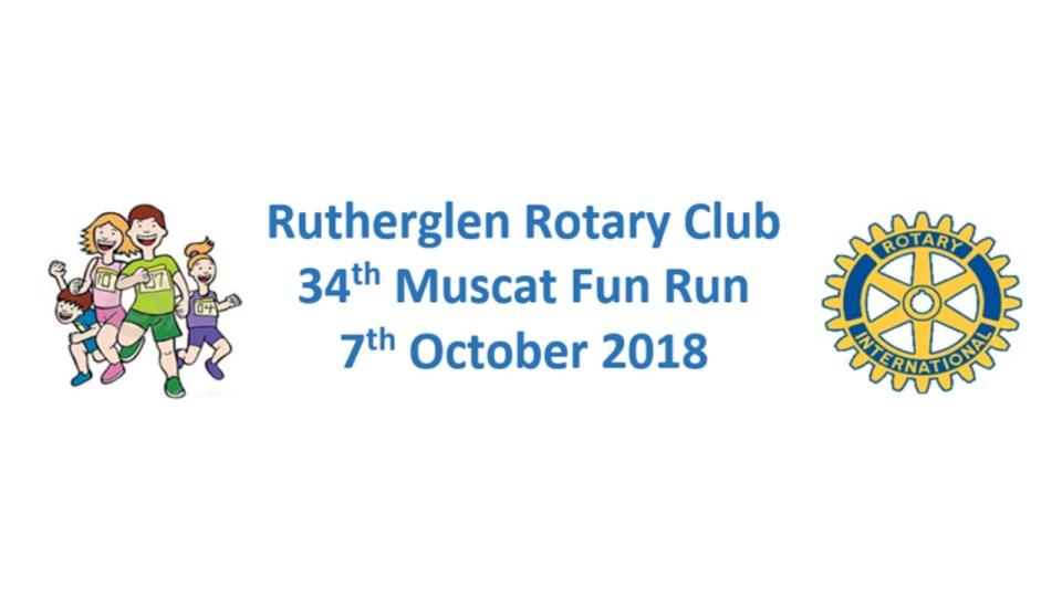 Rutherglen Rotary Club Muscat Run 2018