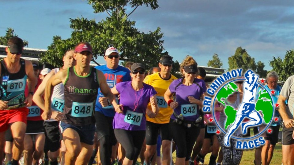 Sri Chinmoy Brisbane Wynnum Seaside Run 2018