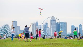 10 Best Places to Run in Singapore Together With Your Children