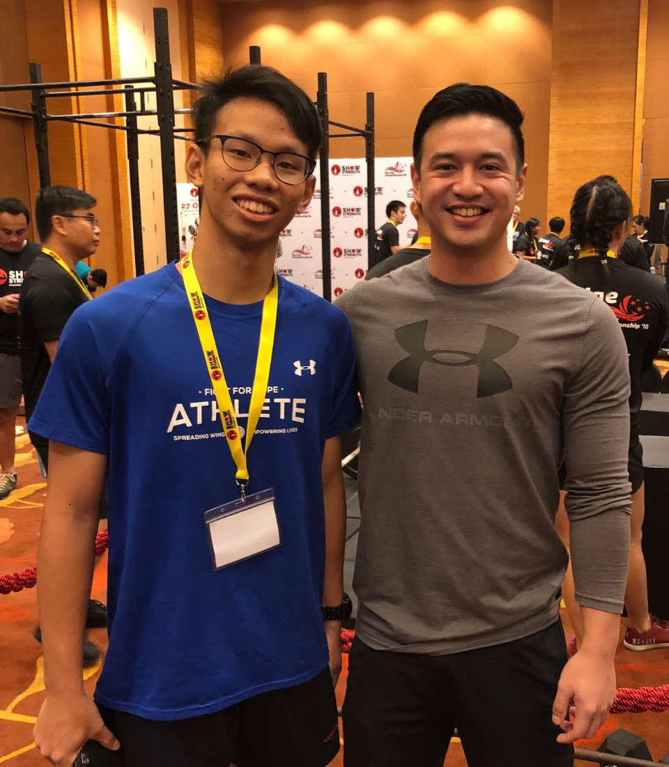 CrossFit Meets SCSM 2018!