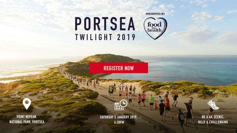 Portsea Twilight