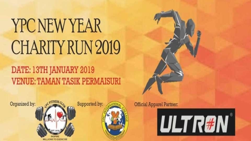 YPC New Year Charity Run 2019