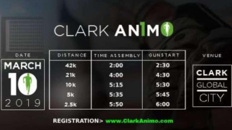 TCS Clark Animo Marathon 2019