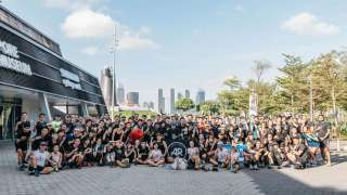 adidas Runners Singapore Kicked Off 2019 with a Resolution Run in the Latest SolarBoost