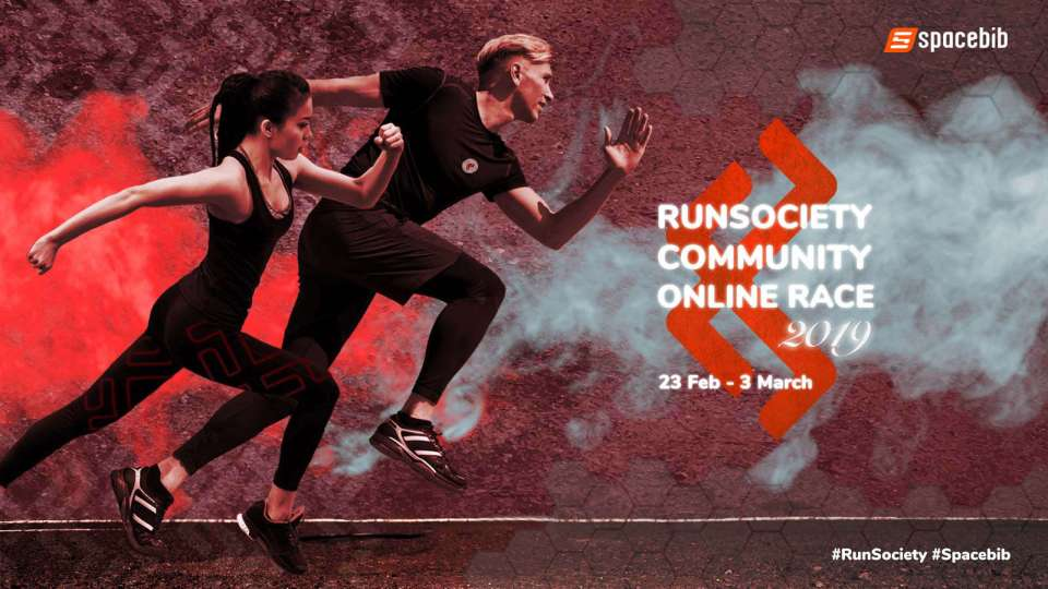 RunSociety Launches First-Ever Community Online Race