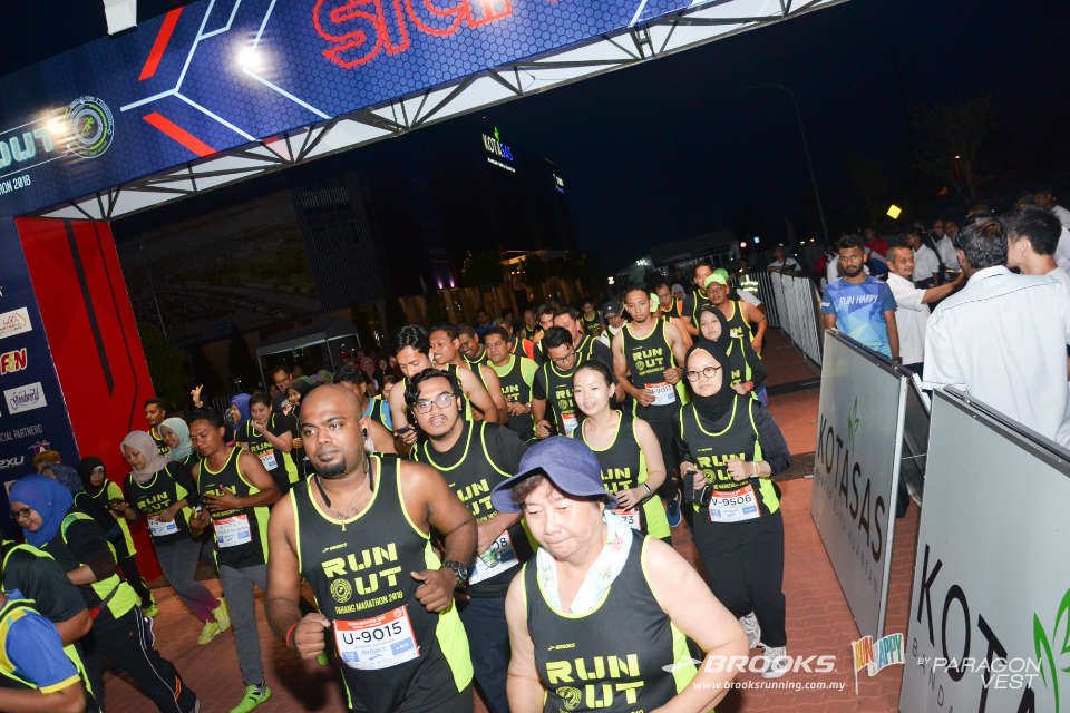 Top Night Runs In Malaysia in 2019