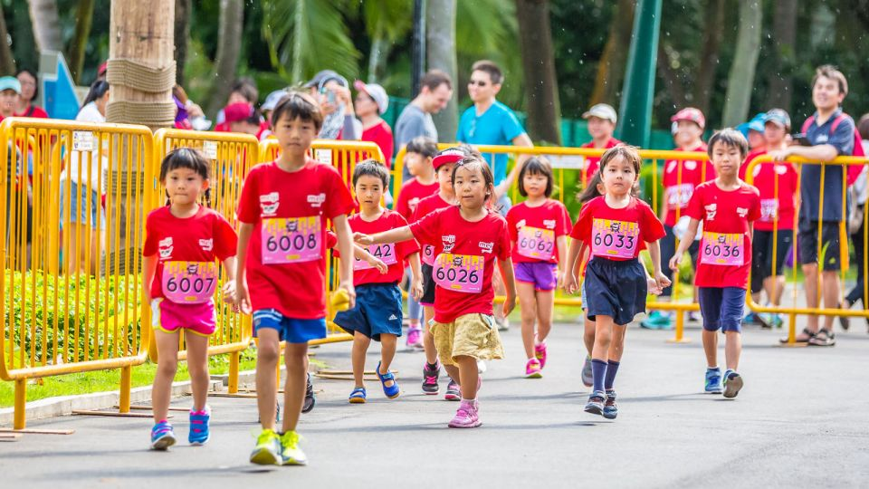 Why You Should Join Children Running Events in 2020