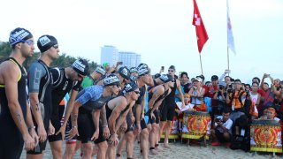 TECHCOMBANK IRONMAN 70.3 Asia-Pacific Championship, Vietnam Winners Revealed