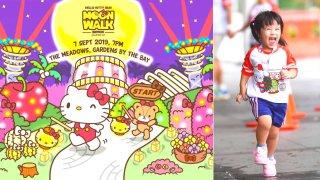 Hello Kitty Run 2019: Celebrate Mid-Autumn Festival With Hello Kitty in Singapore