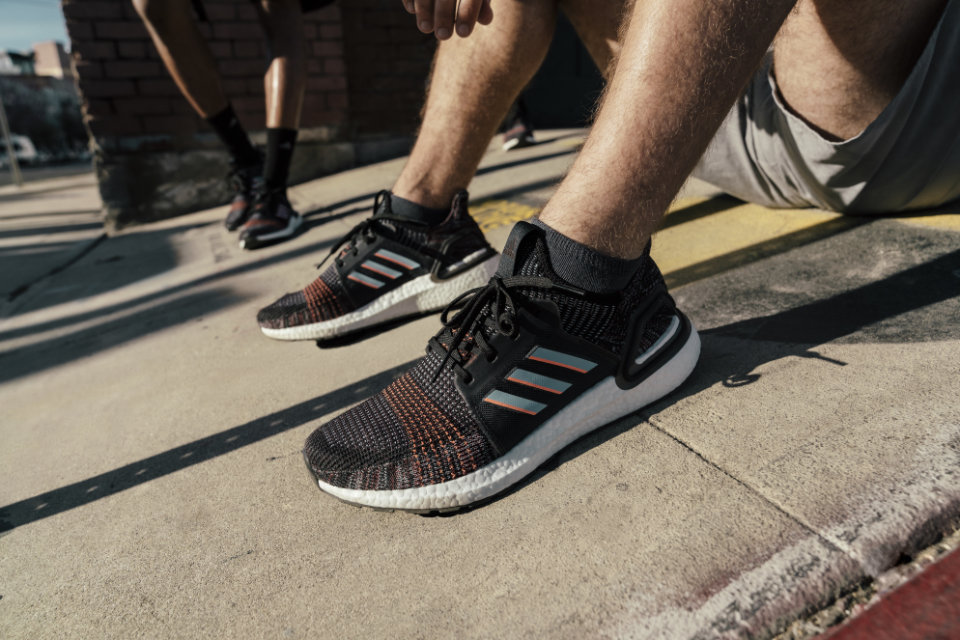 Ultraboost The Fun In Your City Runs