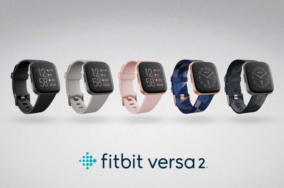 Fitbit Launches Versa 2, A Premium, Voice-Enabled Lifestyle Smartwatch