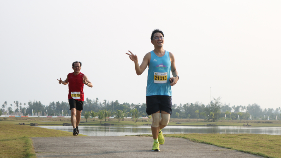 Lim Wai Meng Finds Running Is A Life Of Wealth For His Health