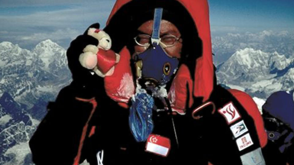 Mountaineer Khoo Swee Chiow Tell You Your Dream Can Be True