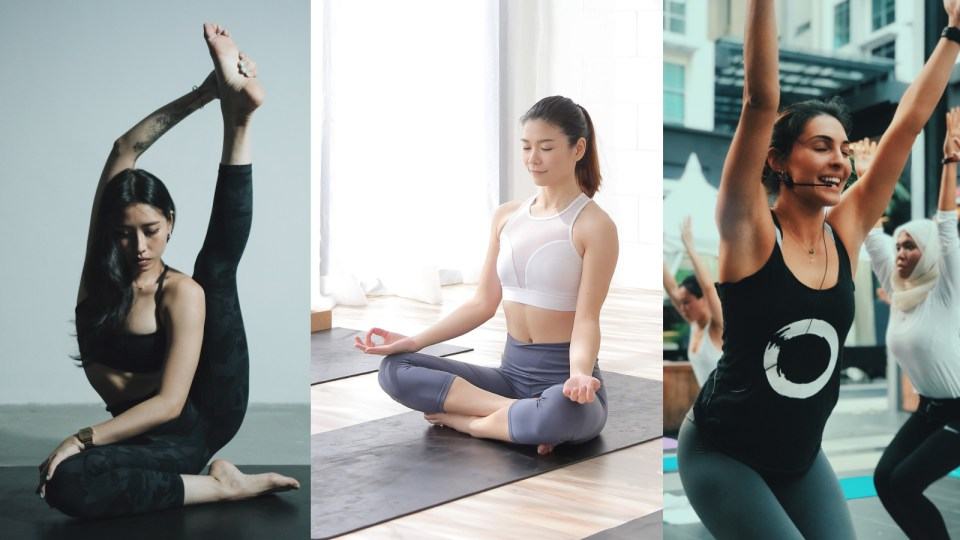 Best Yoga Teachers in Malaysia to Help Your Running in 2019