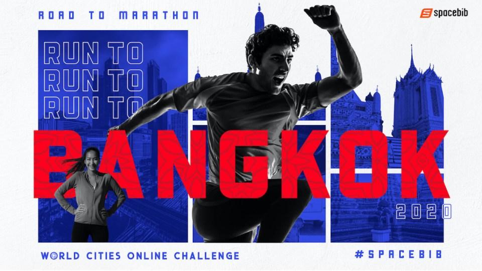 World Cities Online Challenge: Run To Bangkok 2020