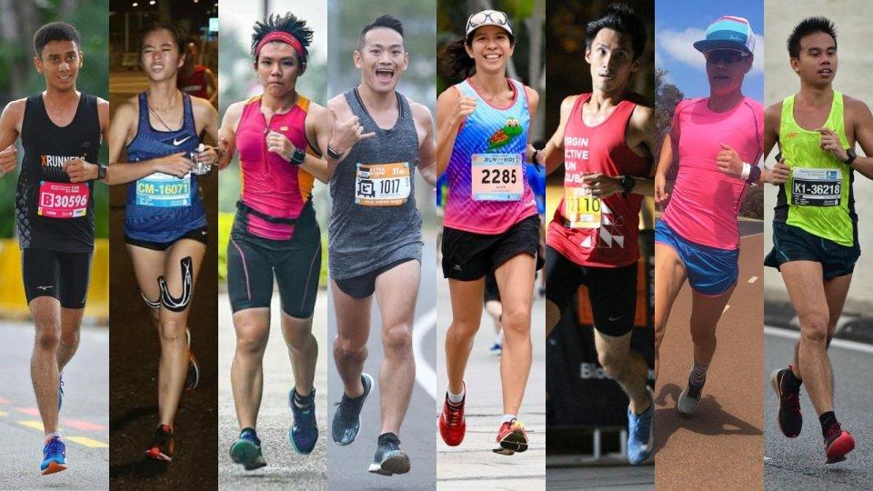 Helpful Half Marathon Training Plans From 8 Half Marathoners