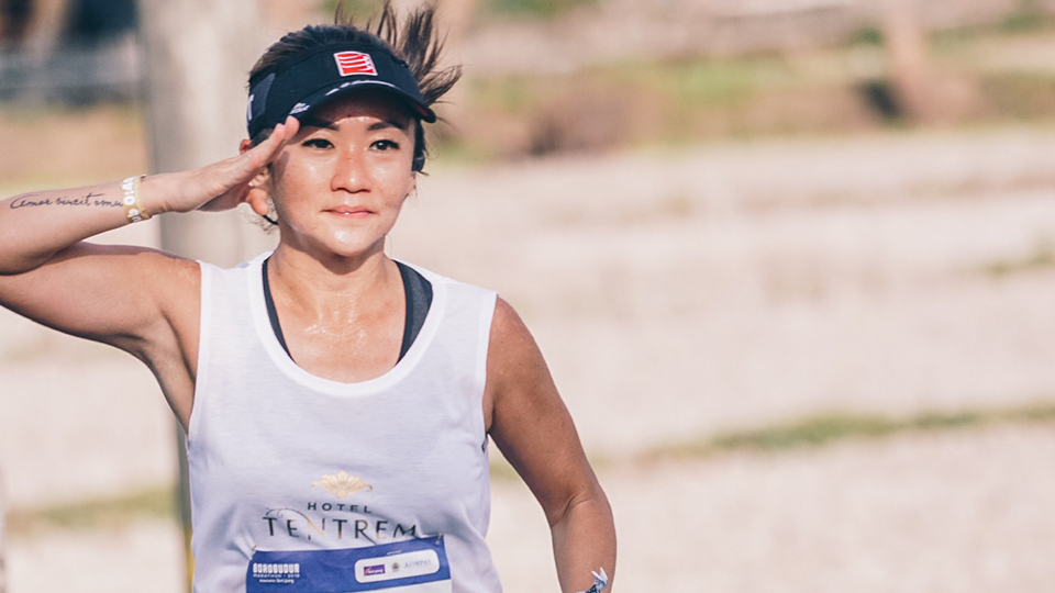 Indonesia Women Marathoners: Challenge Is What We Need