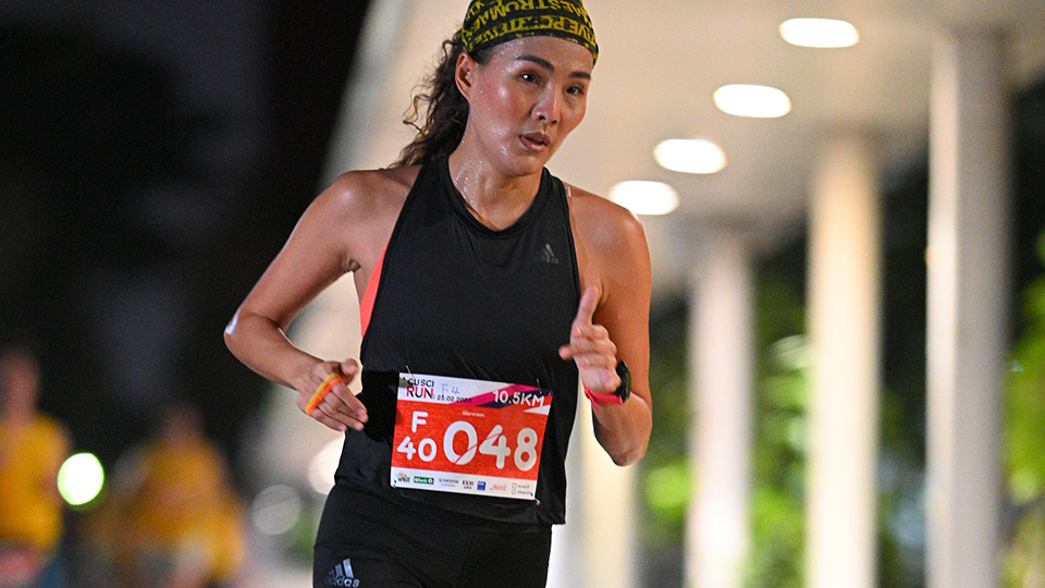Thailand Women Marathoners: Strong is the new beauty