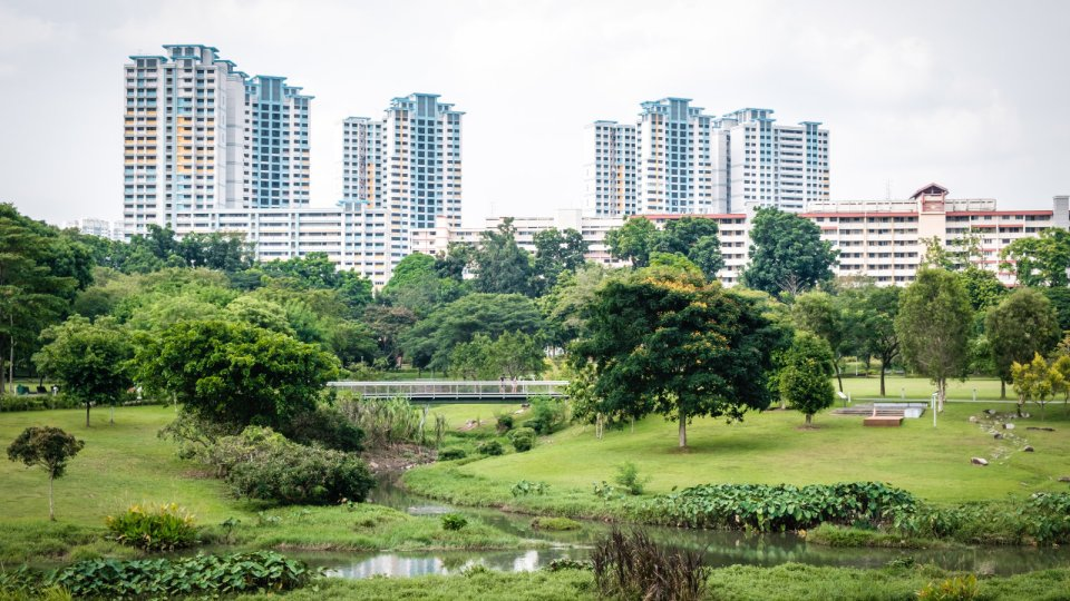 How to run safe at Singapore parks during the COVID-19 Pandemic
