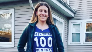 During pandemic, ultra marathoner get creative in running at home