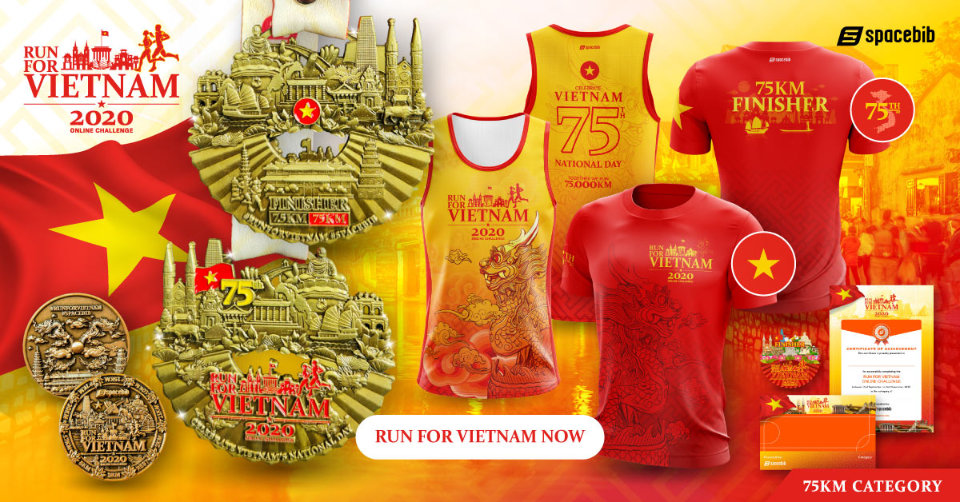 Run For Vietnam Online Challenge 2020