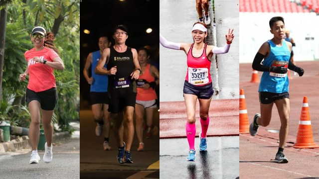 How has running changed your life?