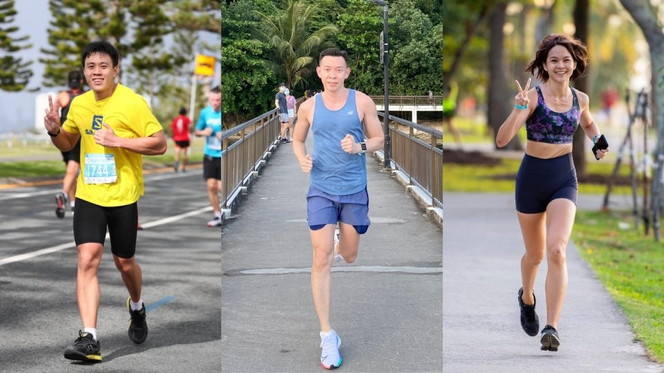 How To Build A Consistent Running Practise?