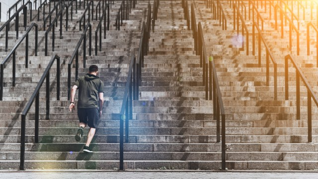 Reasons Why Stairs Running Is Good For Runners