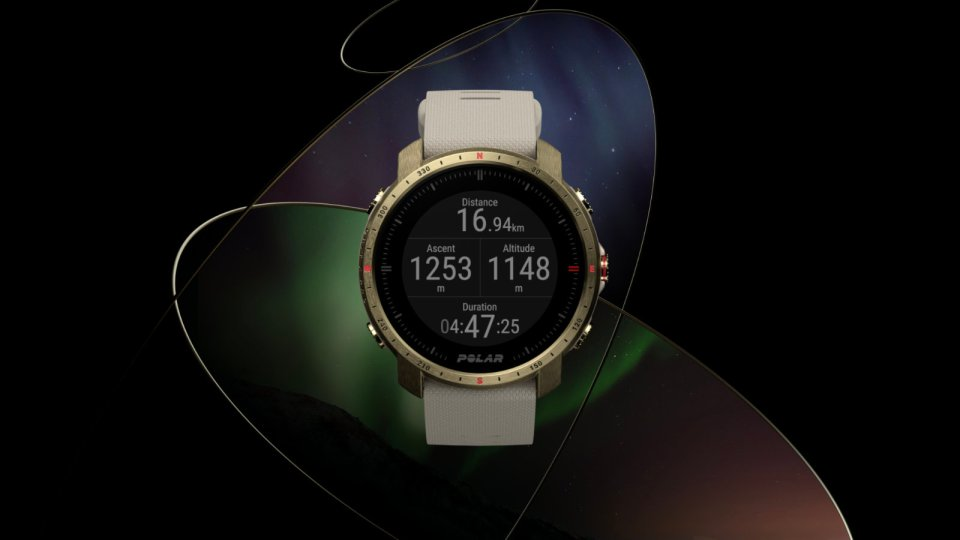 Polar Grit X Pro is the latest additional to Polar wearable sports watch family