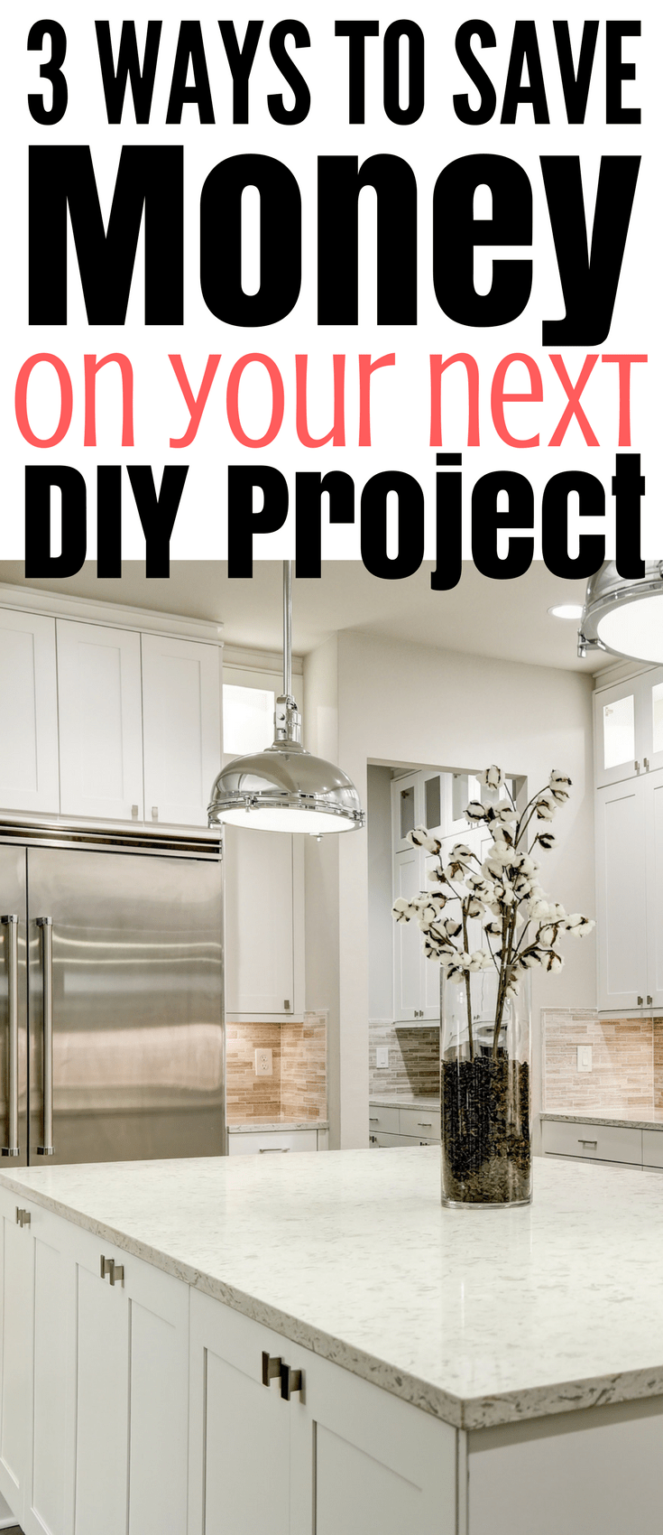 3 Ways To Save Money On Your Next DIY Project