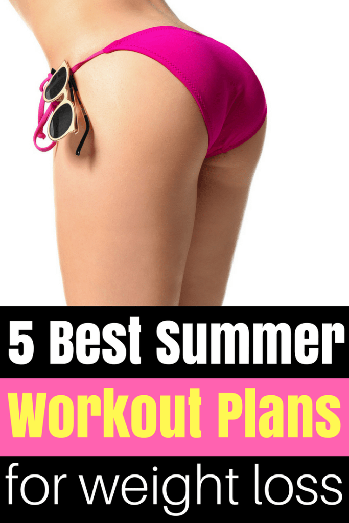5 Best Workouts To Look Amazing This Summer