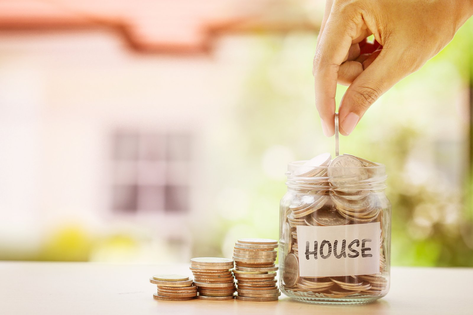 ways to save the deposit for your first house