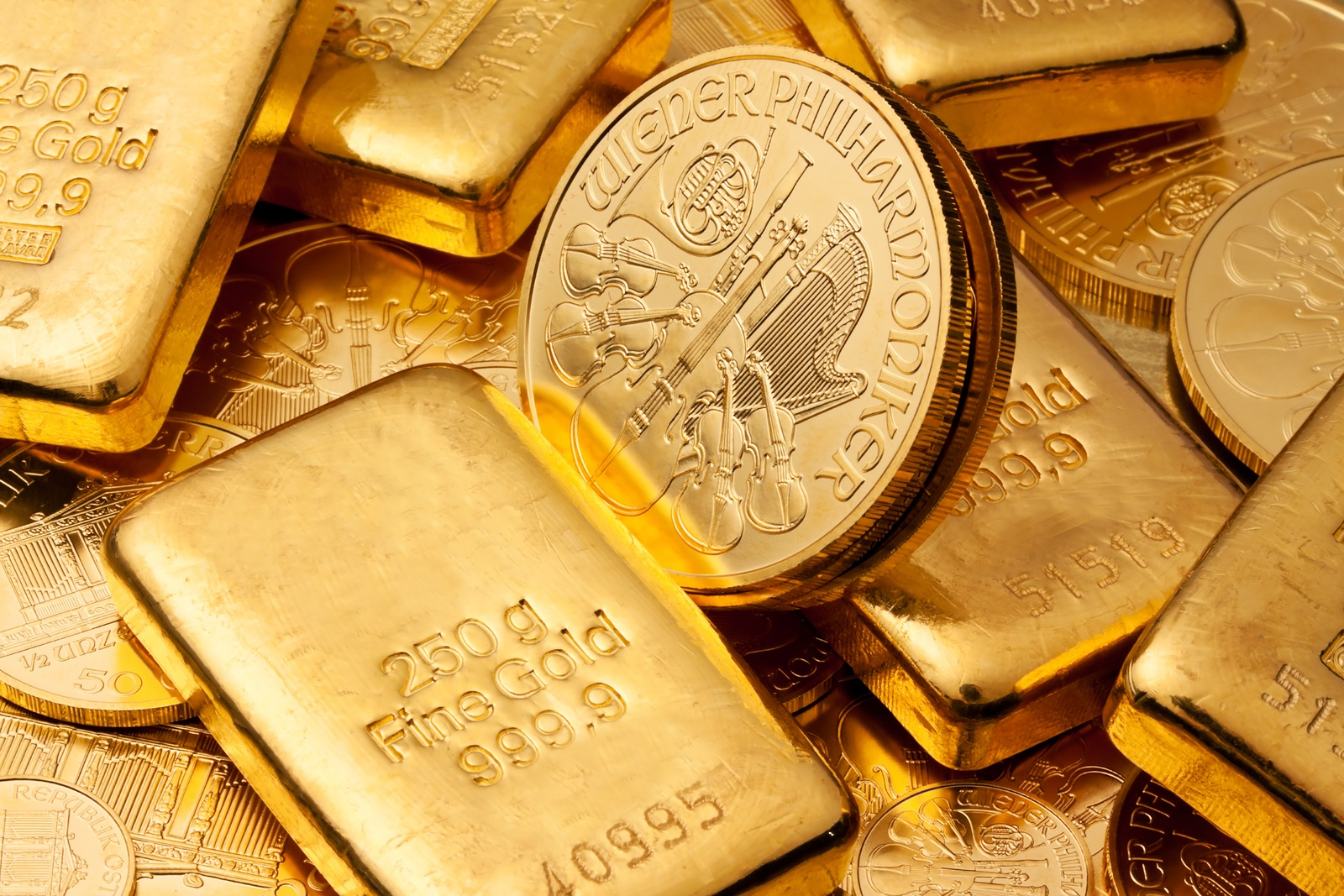 Gold Investment: 6 Profitable Opportunities To Invest In Gold