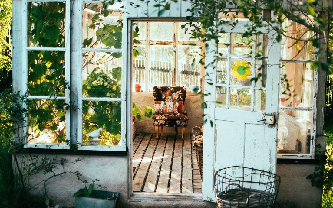 Transform Your Garden Shed into a Creative Space