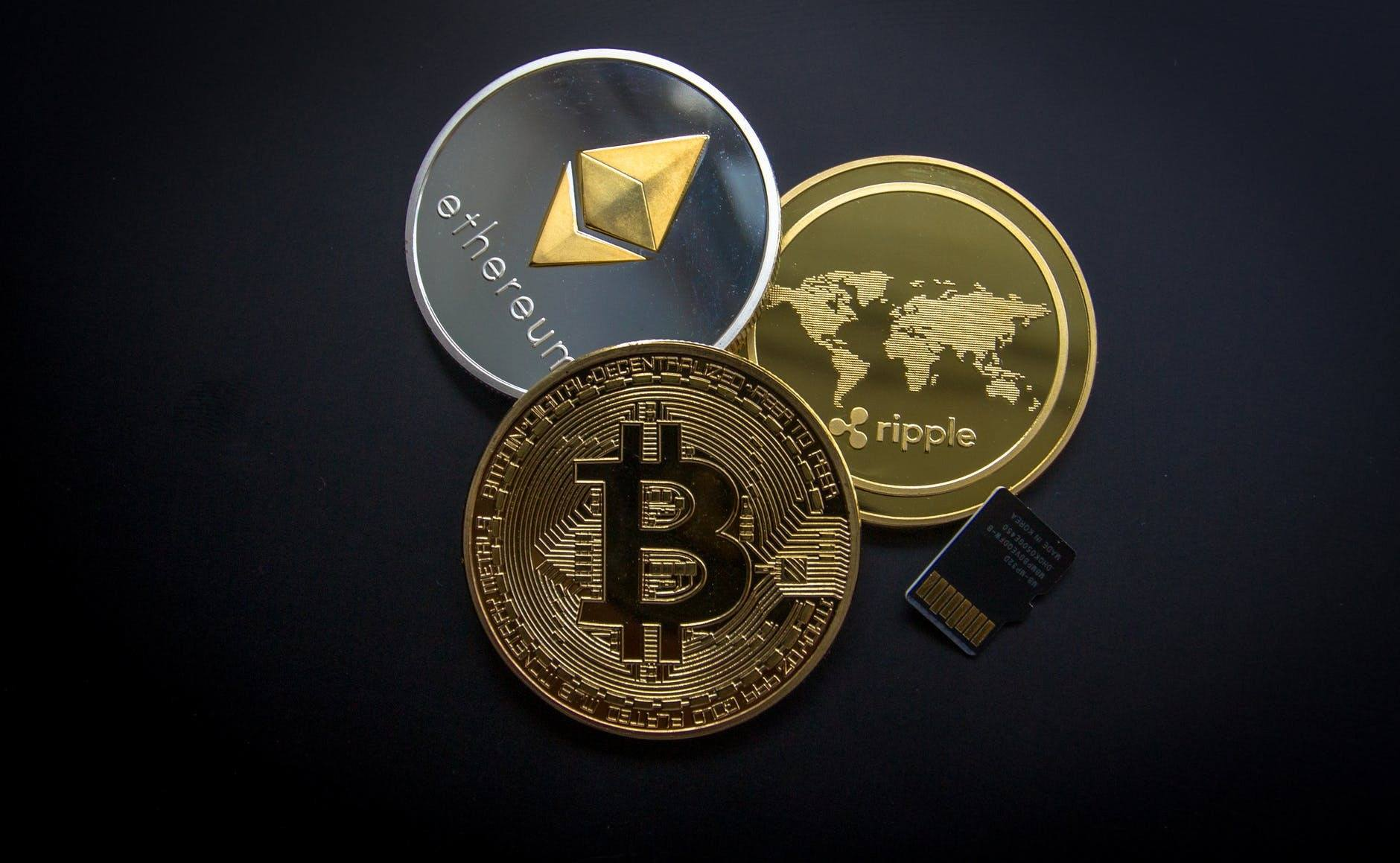 cryptocurrency questions