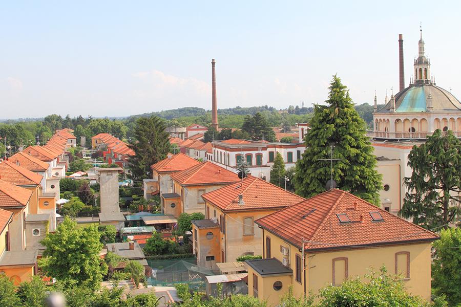Villaggi operai e città di fondazione, all'origine del welfare aziendale