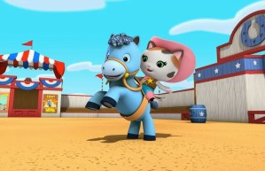 Sherriff Callies Wild West Coming to Disney Junior!