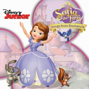 Sofia the First: Songs From Enchancia CD Review and GIVEAWAY!